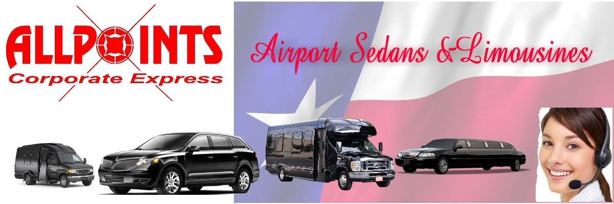 Fort Worth Airport Sedans and Limos